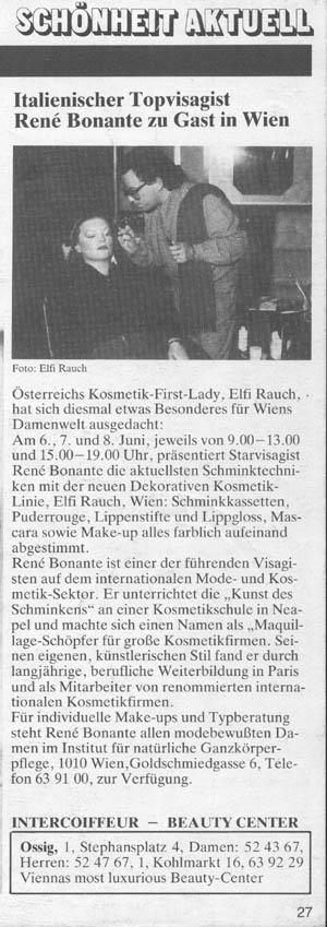 Articolo giornale tedesco
